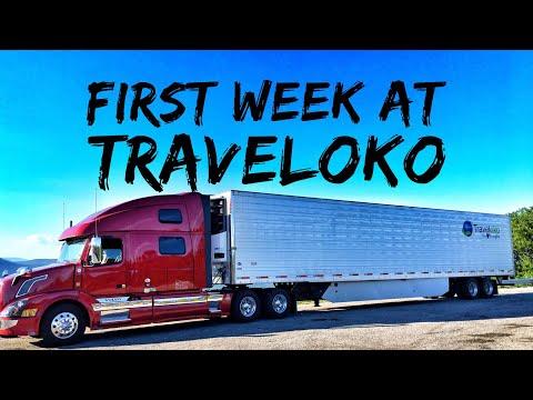 Trucking: My first week at Traveloko!