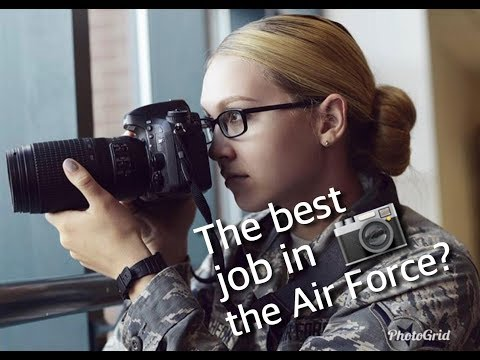 Photojournalism in the Air Force: What's it like? | Elora Jean