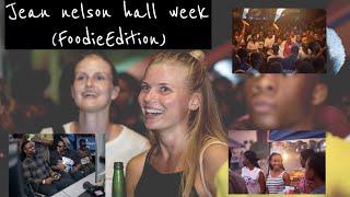 Jean Nelson Hall Week(StandoutEvo|Freshafair)⚡️| VLOG008 |