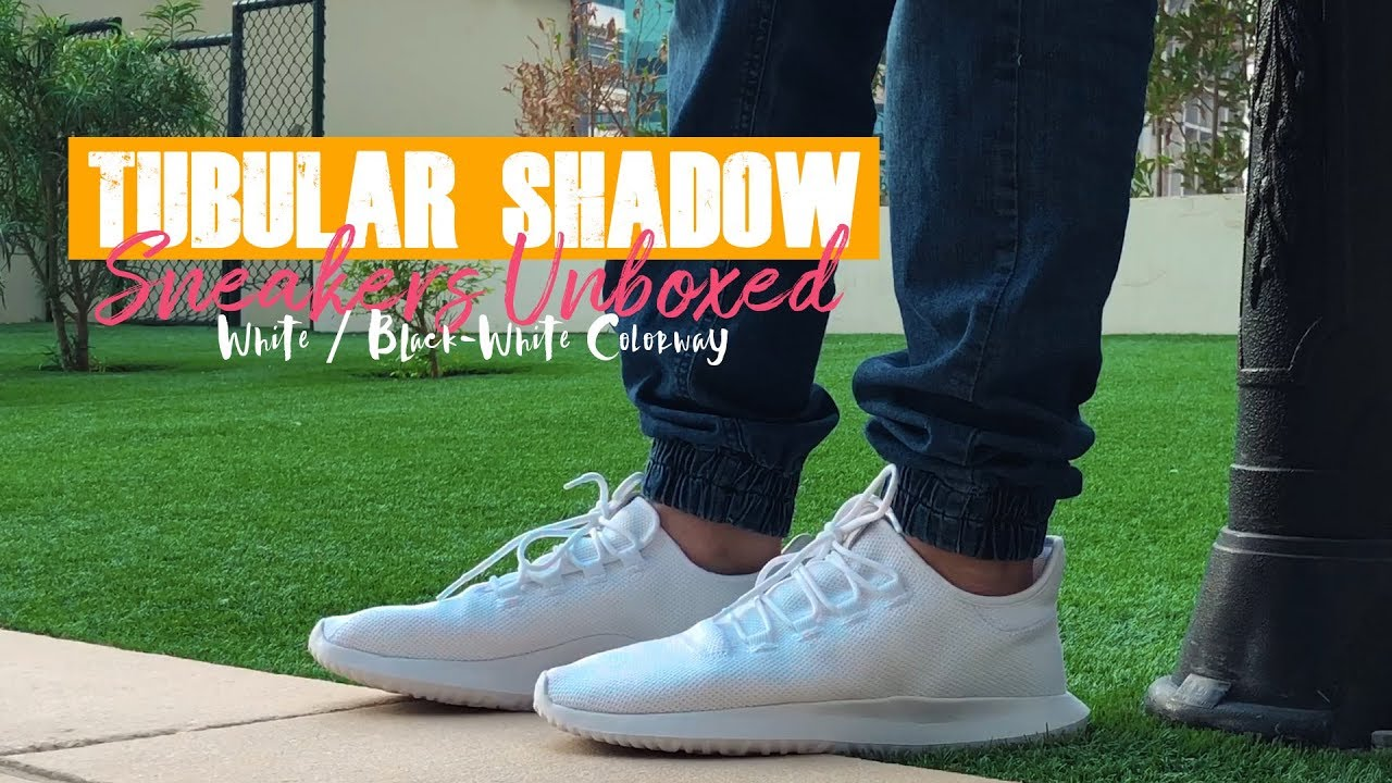 ADIDAS TUBULAR SHADOW Unboxing & On feet Review