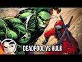 Deadpool Vs Hulk