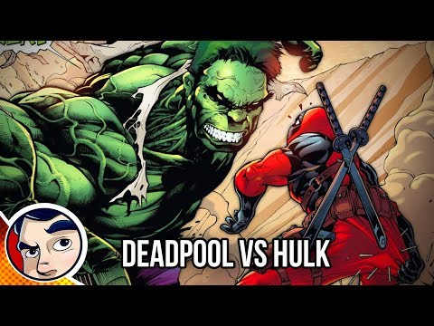 Deadpool Vs Hulk 'Suicide by Hulk' - Complete Story