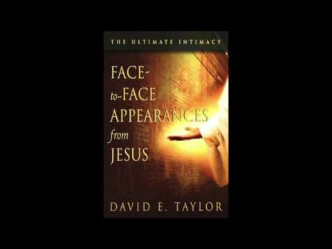 Free Audio Book Preview~Face-to-Face Appearances From Jesus~ David Taylor