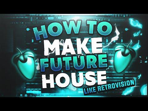 FL Studio | How To Make FUTURE HOUSE Like RetroVision