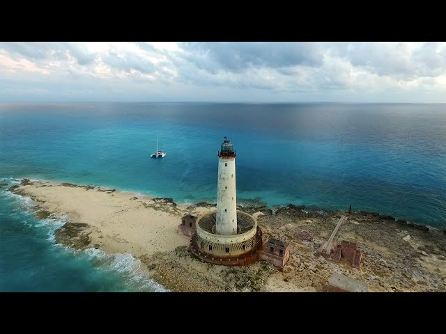 The Most Amazing Place We Ever Discovered - Abandoned Lighthouse in the BAHAMAS
