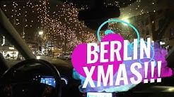 Heiligabend im Auto unterwegs nach Berlin / 24.12.17 / MAGIXTHING