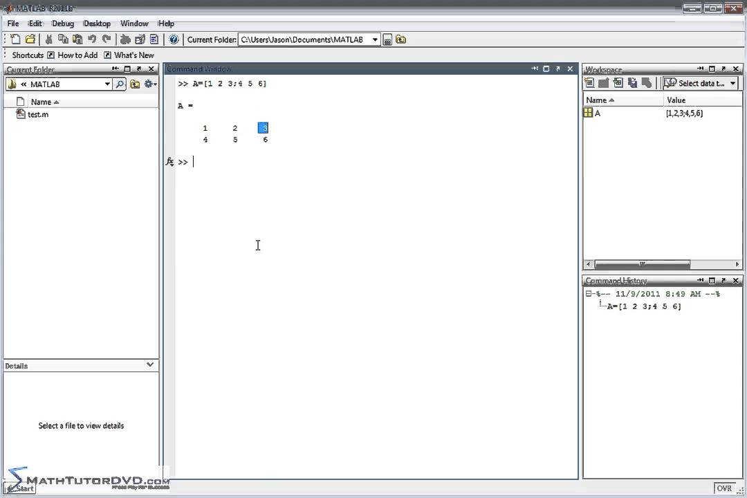 Matlab Lesson 45 - Solving A System Of Equations Using Row Reduced ...