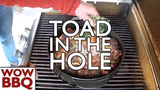 Weber Dutch Oven GBS 8842  - Toad In The Hole