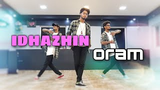 Cover images Idhazhin Oram | 3 | Dance Cover | By Jobin Noble | The Dance Hype