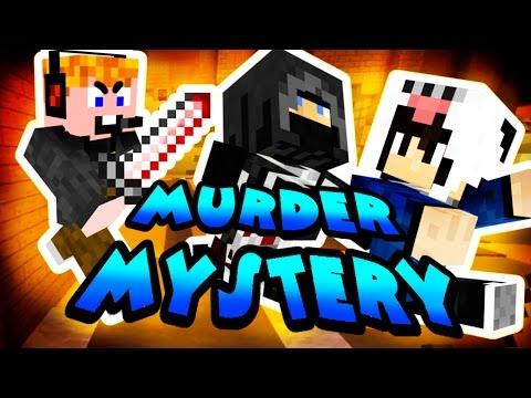 Minecraft - Murder Mystery [ÉN GYILKOSVAGYOK!!!]