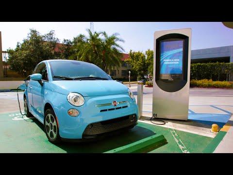 Volta Urban EV Charging Network