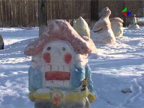 Жители поселка Горный получили масштабный новогодний подарок смотреть онлайн