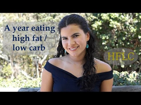 Body changes after one year of high fat, low carb diet | HFLC