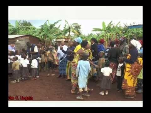 Alcuni momenti della vita in Congo