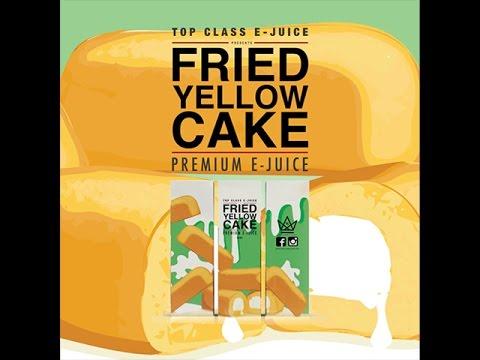 Fried Yellow Cake - Top Class e-juice