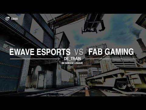 energy-WAVE e.V. vs.FAB Games eSports 99Damage Liga Div. 3.14 Game 2