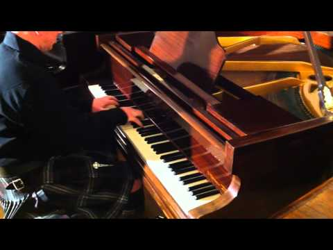 Karl Lange Baby Grand Piano As Demonstrated By Sherwood Phoenix Pianos