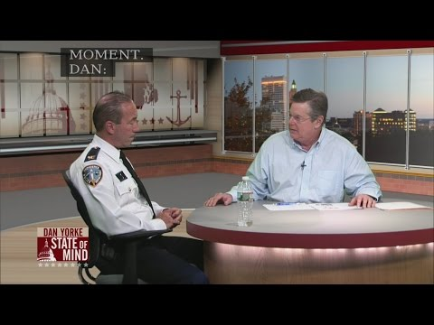 9/29: Providence Police Chief Discusses Body Cameras on State of Mind