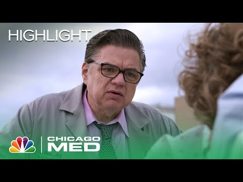 Should I Jump Off This Roof? - Chicago Med