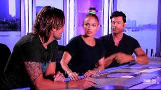 Harry Connick, Jr. Teaches Jennifer Lopez About Pentatonics