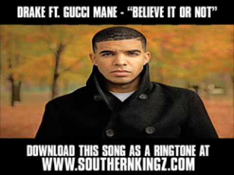 Drake Ft. Gucci Mane -