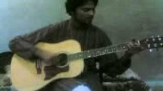 Gulabi ankhen guitar chords
