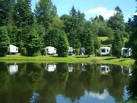 Lake Pleasant Rv Park Bothell Washington Youtube