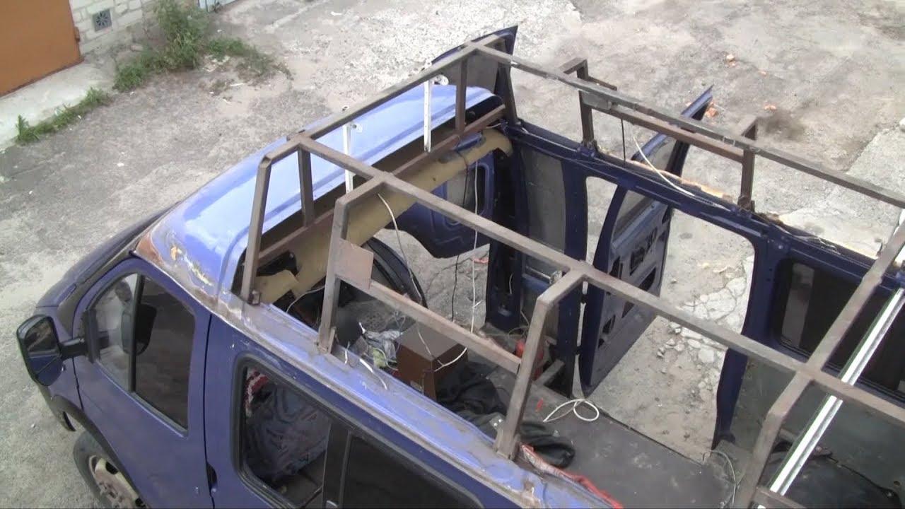 Ремонт газели своими руками видео фото 851
