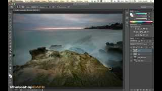 How to use Photoshop to Dodge and Burn a Photograph, in Photoshop and Camera Raw