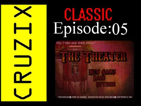 "CLASSIC Creepypasta! Episode:05 ""The Theater"" German"