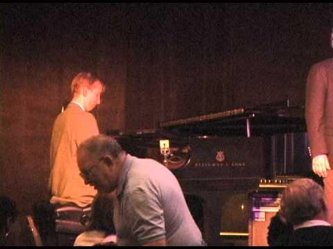 Vince Giordano at Mat Domber's 2004 MOJ