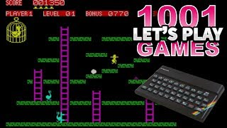 Chuckie Egg (ZX Spectrum & BBC Micro) - Let