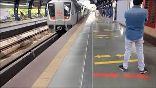 Delhi metro + Magenta Line (Vasant Vihar) to Blue Line (Dwarka Sector 21) + DMRC Routes