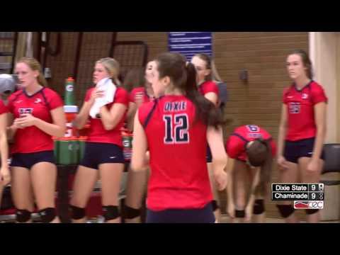 DSU Volleyball vs Chaminade University