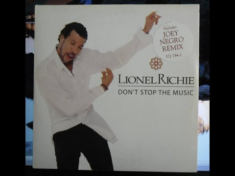 Lionel Richie : Don't Stop The Music (Album Version)