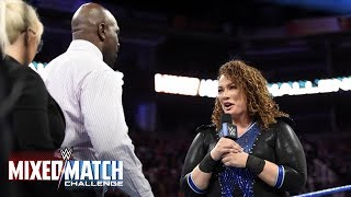 Nia Jax and Apollo humiliate Titus Worldwide on WWE Mixed Match Challenge