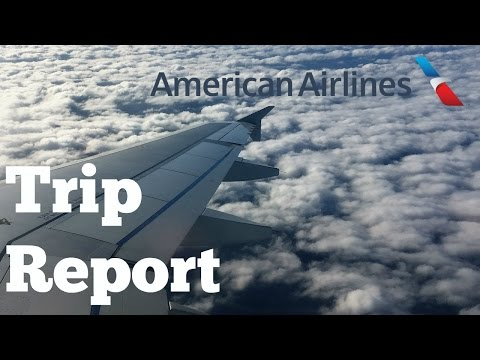 Trip Report|(a320,CRJ-900), Atlanta to Providence on American Airlines!