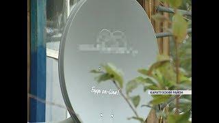 В Каратузском районе в отдаленном селе Таяты подключили интернет
