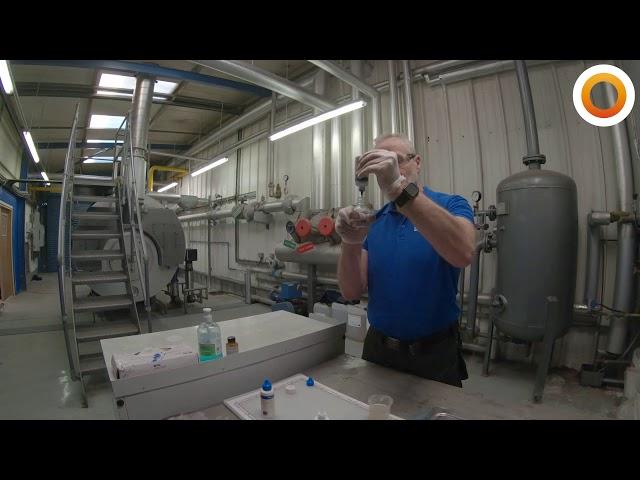 Boiler Checks - Water Hardness Test