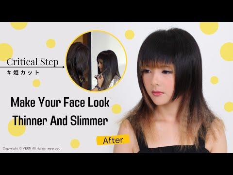 asymmetrical-long-haircut-|-two-tone-hair-color---vern-hairstyles-52