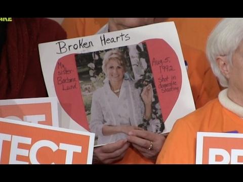 """""""Broken Hearts"""" Aimed At Blocking Pro-Gun Bills"""