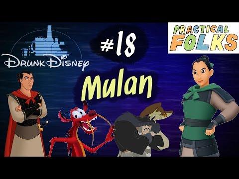 MULAN ft. Sarah Snitch (Drunk Disney #18)
