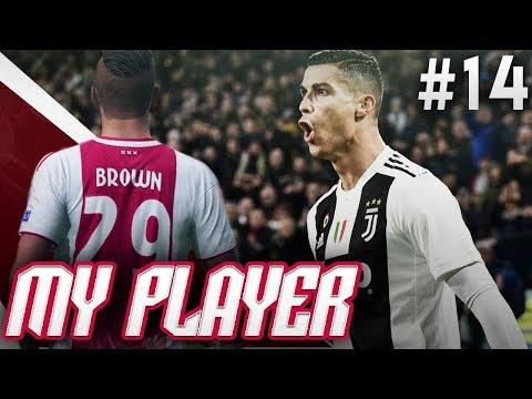 FACING RONALDO!! - FIFA 19 My Player Career Mode EP14