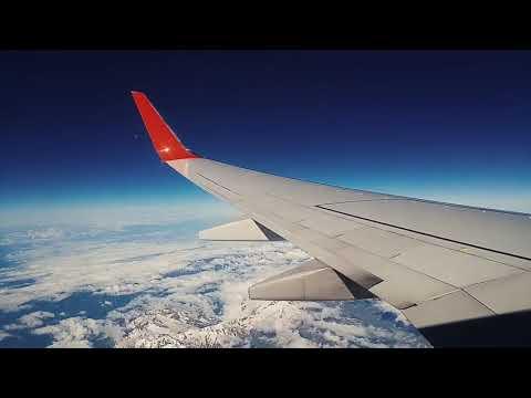 Перелет Ереван Звартноц (EVN) Москва Шереметьево (SVO) Aeroflot Boeing 737-800NG SU 1865 Белинский