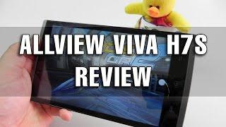 Allview Viva H7S Review + Concurs (Tabletă 3G, cu GPS, apelare telefonică) - Mobilissimo.ro