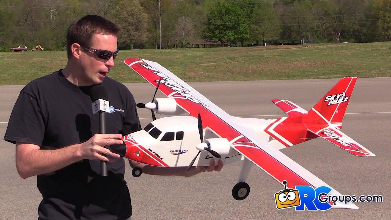 Durafly SkyMule Sport Flying - RCGroups com