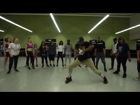 Bryce Curry Choreography to