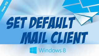 How to set default email client in Microsoft