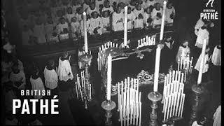 Requiem Mass For Cardinal Hinsley (1943)