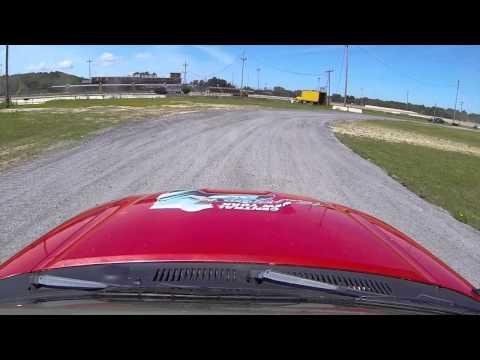 Rolling Wheels Raceway Park Rally Cross Track